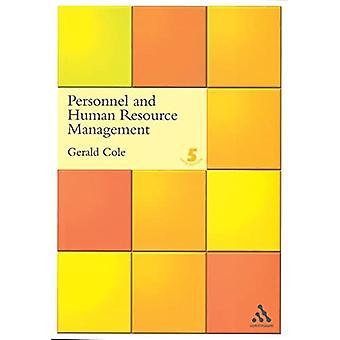 Personal och Human Resource Management