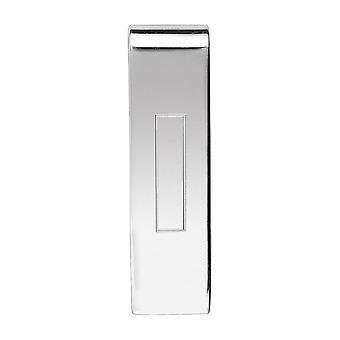 Orton West Thin Money Clip - Silver