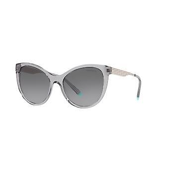 Tiffany TF4159 82703C Grey Crystal/Grey Gradient Sunglasses
