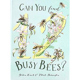 12 Busy Bees by 12 Busy Bees - 9781912076307 Book