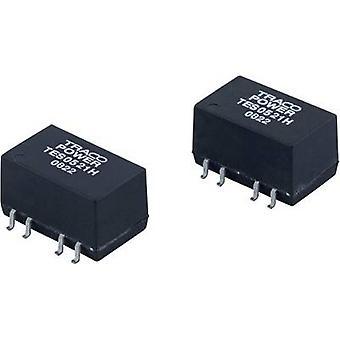 TracoPower TES 2-0510H DC / DC محول (SMD) 5 V DC 3.3 V DC 500 mA 2 W No. من النواتج: 1 x