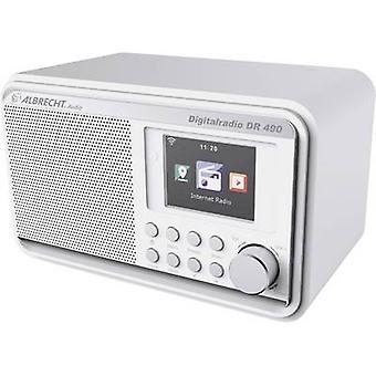 Albrecht DR 490 w Internet portable radio White
