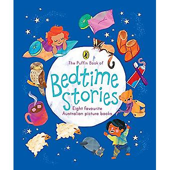 The Puffin Book of Bedtime Stories by Various - 9780143796732 Book