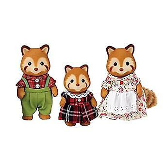 A többi család vörös Panda család szett