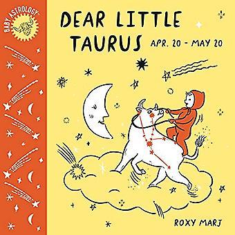 Baby Astrology - Dear Little Taurus by Roxy Marj - 9781984895332 Book