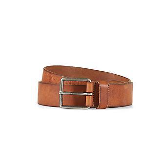 Leather belt george brown