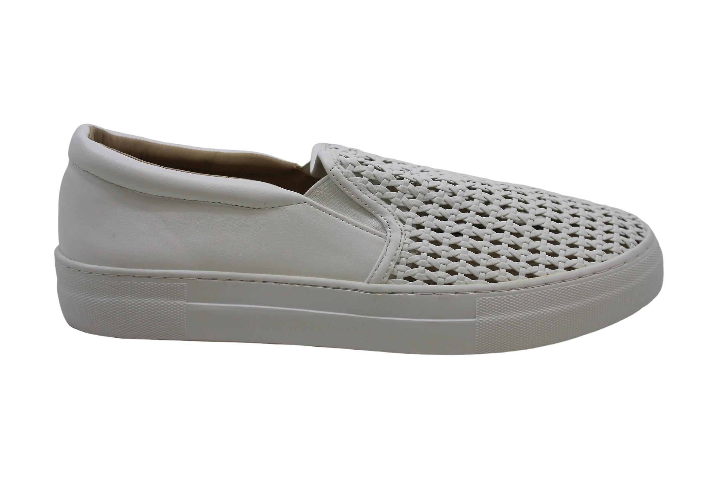 Steve Madden Stopniowe Sneaker Srebrny 6,5 M K5cJr