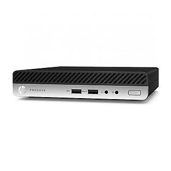 Hp Prodesk 400 G5 Dm 7Zc35Pa I7 9700T 8Gb 1X8Gb Ddr4 Ssd 256Gb Wlan
