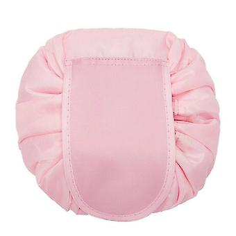 Practical Spreadable Toiletbag - Pink