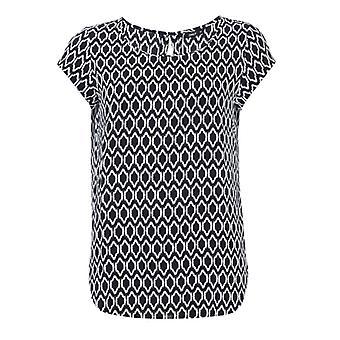 Women's Only Nova Lux Short Sleeve Top en noir