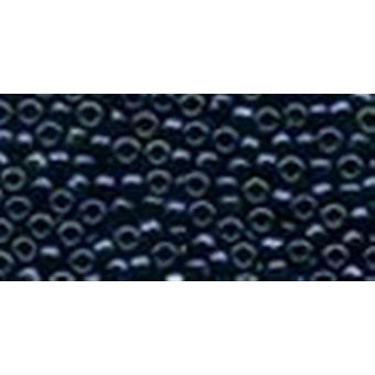 Mill Hill Antique Glass Seed Beads 2.5mm 2.63g – Midnight