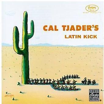 Cal Tjader - Latin Kick [CD] USA import