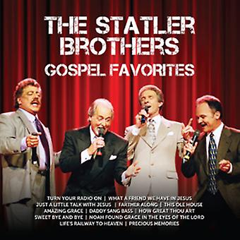 The Statler Brothers - Gospel Icon [CD] USA import
