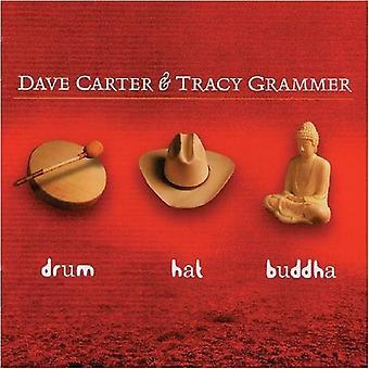 Carter/Grammer - Drum Hat Buddha [CD] USA import