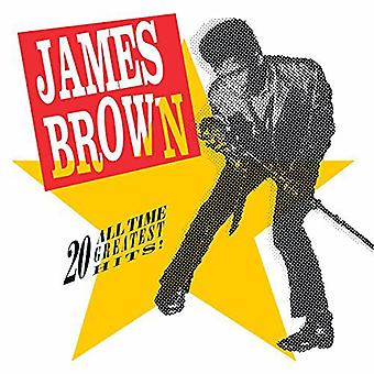 James Brown - 20 All-Time Greatest Hits [Vinyl] USA import