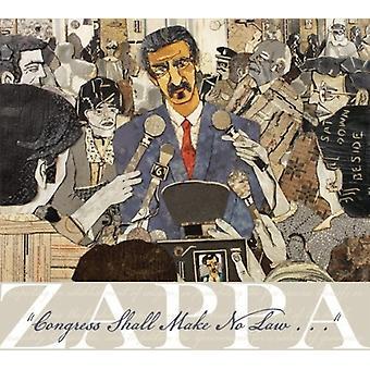 Frank Zappa - Congress Shall Make [CD] USA import
