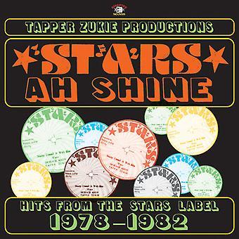 Tapper Zukie - Stars Ah Shine: Hits From the Stars Label 1978 [CD] USA import