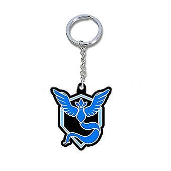 Pokémon go Keychain-tým mystik/modrý