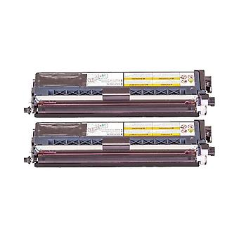 RudyTwos 2x Replacement for Brother TN900M Toner Unit Magenta Compatible with HL-L9200CDWT, HL-L9300CDWT, MFC-L9550CDWT