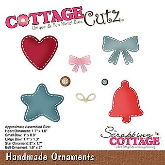 Scrapping Cottage Handmade Ornaments