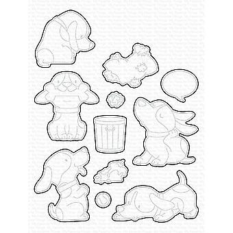 My Favorite Things Woof Pack Die-namics