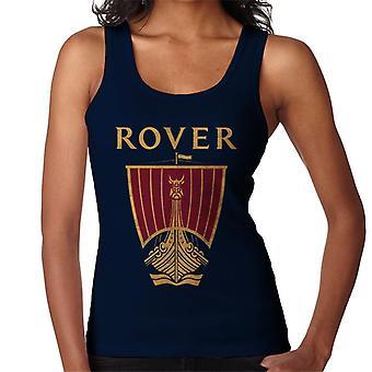 Rover Logo British Motor Heritage Women's Vest