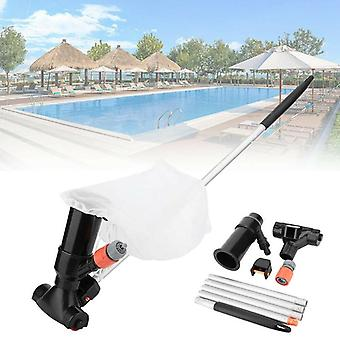 Pool Vacuum Cleaner For Swimming Pool Pond Vacuum Jet 5 Pole Sections