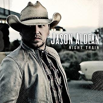 Jason Aldean - Night Train [CD] USA import