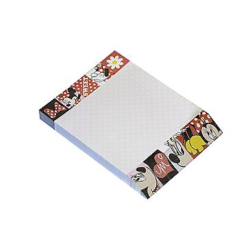 Notepad - Disney - Body Parts Minnie Mouse New 85077