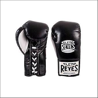 Cleto reyes gants de concours traditionnels - noir