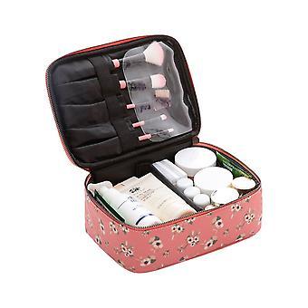 Portable Travel Toiletries Storage Bag Flower Type