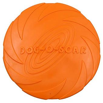 Funny Silicone Flying Saucer Dog, Cat Toy