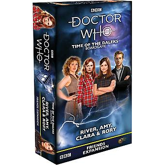 Doctor Who Aika Daleks Friends River Amy Clara & Rory Exp