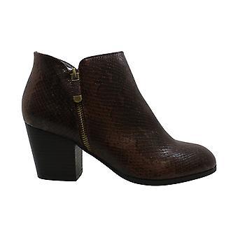 Style & Co. Kvinnor's skor Masrinaa Mandel Tå Ankel Mode Boots