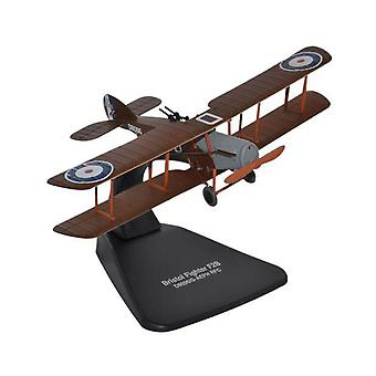 Bristol F2B Flying Corps Diecast Model Airplane