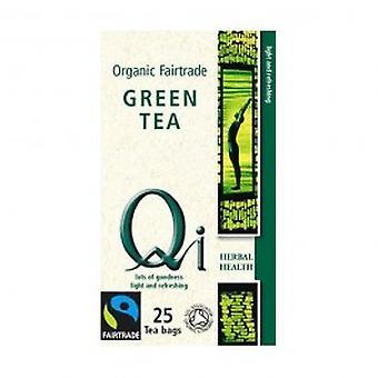 صحة عشبية-الشاي الأخضر-العضوية & أندر