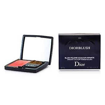DiorBlush Vibrant Colour Powder Blush - # 889 New Red 7g or 0.24oz