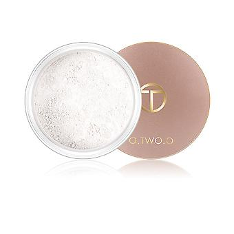 Smooth Loose Powder Matt, Makeup Transparent Finishing Powder, Waterproof