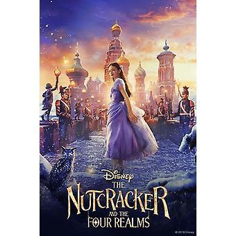 Notenkraker & The Four Realms [Blu-ray] USA importeren
