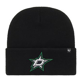 47 Brand Beanie Winter Hat - HAYMAKER Dallas Stars