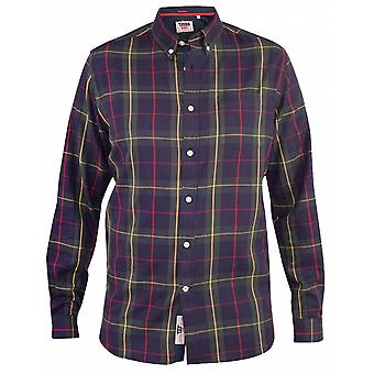 DUKE Duke Fashion Check Shirt