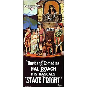 Stage Fright Movie Poster (11 x 17)