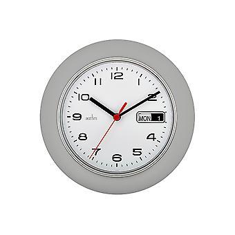 Acctim Date Minder Wall Clock Grey 93/702GR