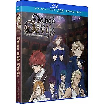 Dance with Devils: Complete Series - Essentials [Blu-ray] USA import