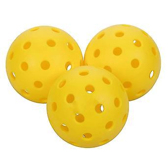 الكرة المخللة في الهواء الطلق مصممة خصيصا والأمثل (أصفر)