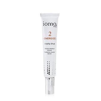 IOMA Energize - Vitality Shot Radiance Creator Serum 30ml/1oz