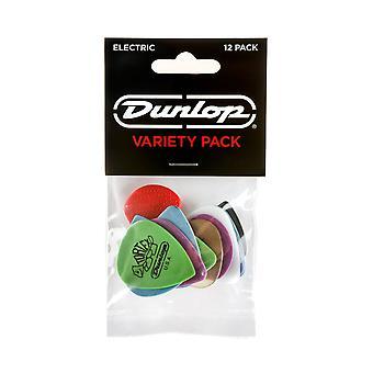 Jim dunlop pvp113 guitare électrique pick variety pack sélections électriques