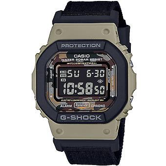 G-Shock DW-5610SUS-5ER Classic Multifunction LCD Black Strap Wristwatch