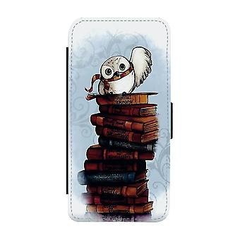 Harry Potter Hedwig iPhone 12 / iPhone 12 Pro Wallet Case