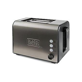 Toaster Schwarz & Decker ES9600060B 900W